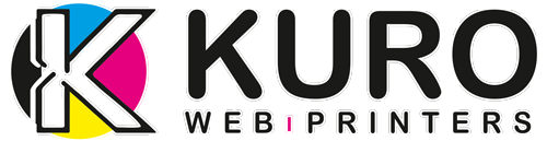 Kuro Web Printers logo